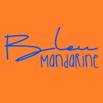 Bleu Mandarine