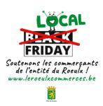 """""""Local Friday"""" - Soutenons les commerçants de l'entité du Roeulx"""