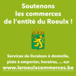 Soutenons les tavernes, traiteurs et restaurants de l'entité du Roeulx