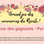 Grand jeu des commerces du Roeulx – Annonces des gagnants (2/5)