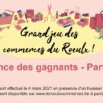 Grand jeu des commerces du Roeulx – Annonces des gagnants (5/5)